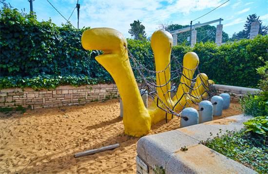 גן שעשועים בירושלים / צילום: Shutterstock