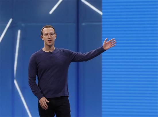 """מארק צוקרברג, מנכ""""ל פייסבוק /צילום: סטפן לם, רויטרס"""
