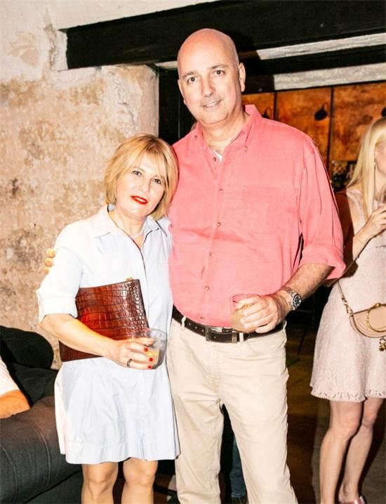 אילן ועידית רביב / צילום: ערן לם