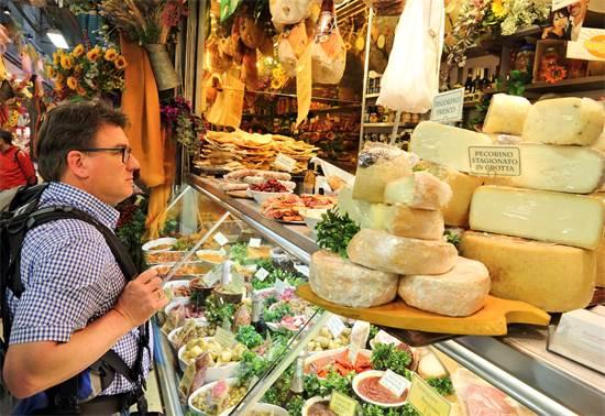 השוק Mercato Centrale בפירנצה / צילום: Shutterstock