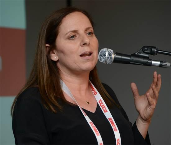 """הילה ביניש, מנכ""""לית המועצה הישראלית לבנייה ירוקה / צילום: איל יצהר"""