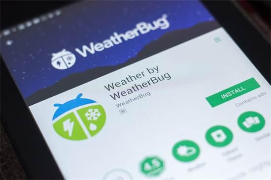 WeatherBug / צילום: SHUTTERSTOCK