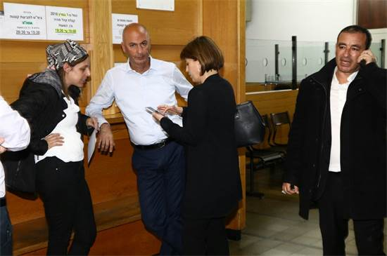 עורכי דין תיק 4000 / צילום: אמיר מאירי
