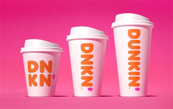 """כוסות הקפה החדשים של דנקן / צילום: יח""""צ"""