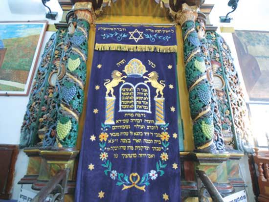 """בית הכנסת האשכנזי של האר""""י / צילום: יותם יעקבסון"""