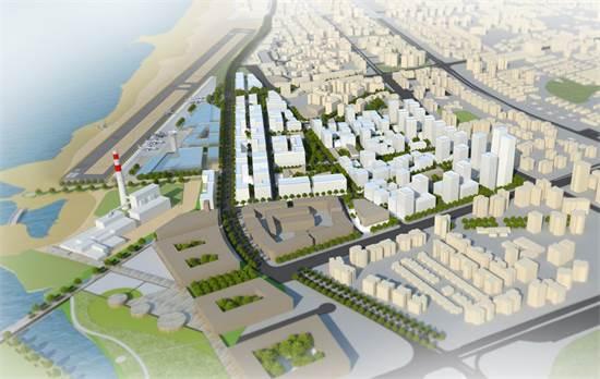 הדמיה של התוכנית שמקדמת עיריית תל אביב / הדמיה: משרד אדריכלים- בר לוי דיין אדריכלים ומתכנני ערים