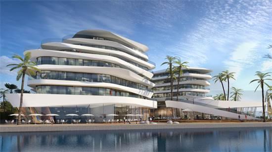 הדמיית מלון מרינה הרצליה / תמונה: Viewpoint