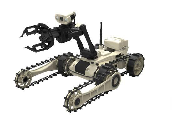 """רובוט של Roboteam / צילום: יח""""צ"""
