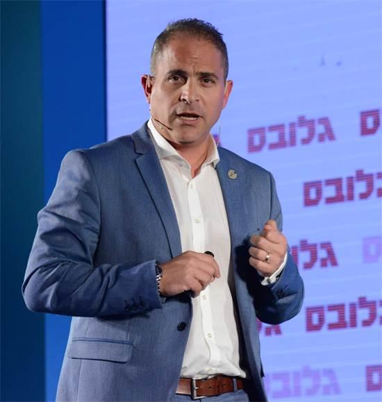 ירון יצהרי, מנכל מדטרוניק ישראל / צילום איל יצהר