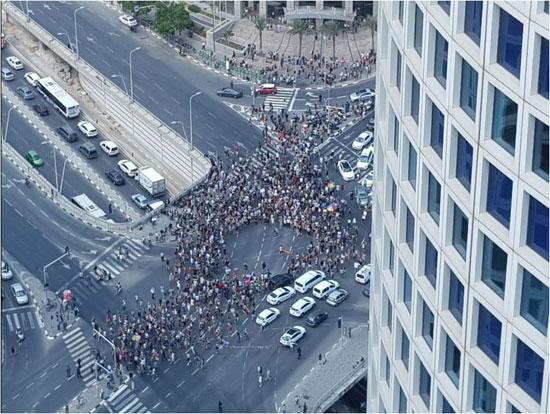 מחאת הפונדקאות / צילום:רעות נגר קרגיט