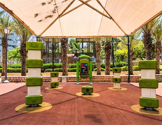 גן שעשועים בראשון לציון / צילום: Shutterstock