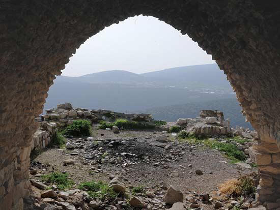 מבט להר מירון / צילום: יותם יעקבסון