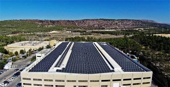 "פרויקט סולארי RES/צילום: קרונוס בע""מ"