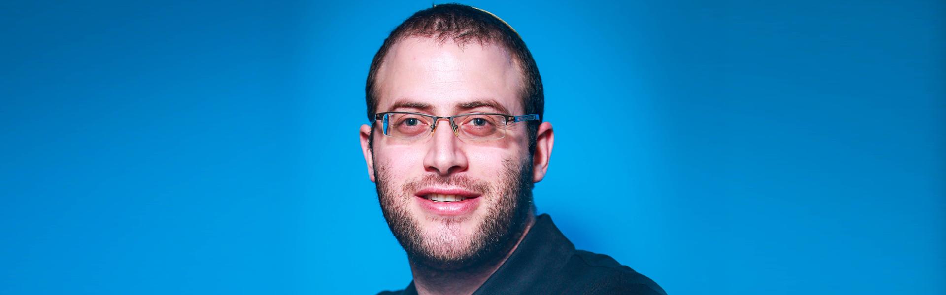10 Most Promising Start-Ups - מייסד Claroty / צילום: שלומי יוסף
