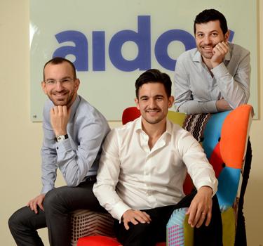 מייסדי Aidoc / צילום: איל יצהר