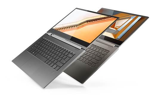 """מחשב נייד ה-YOGA Book C930 של לנובו / צילום: יח""""צ"""