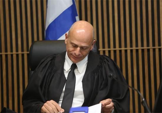 השופט איתן אורנשטיין / שלומי יוסף