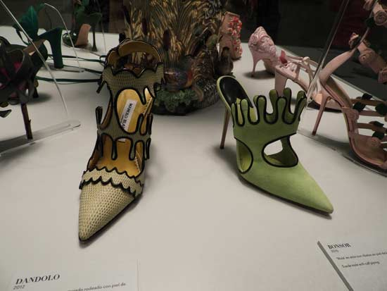 """תערוכת """"אומנות הנעל"""" / צילום: גלית חתן"""