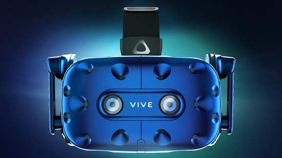 Vive Pro  של HTC / צילום: יחצ