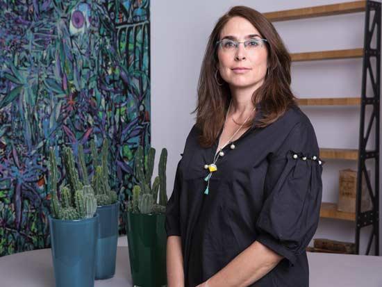 """ד""""ר נאוה לויט בן נון, מנהלת מכון מודע למיינדפולנס במרכז הבינתחומי הרצליה / צילום: ענבל מרמרי"""