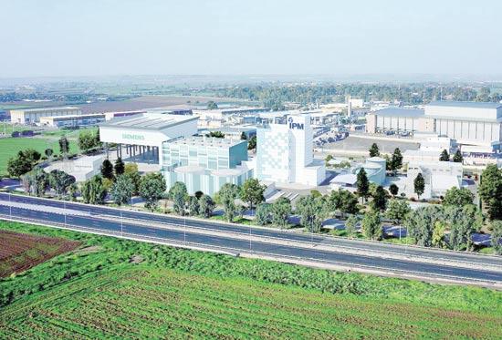 """תחנת הכוח IPM, מנכסיה המרכזיים של גלובל פאוור / הדמיה: יח""""צ"""