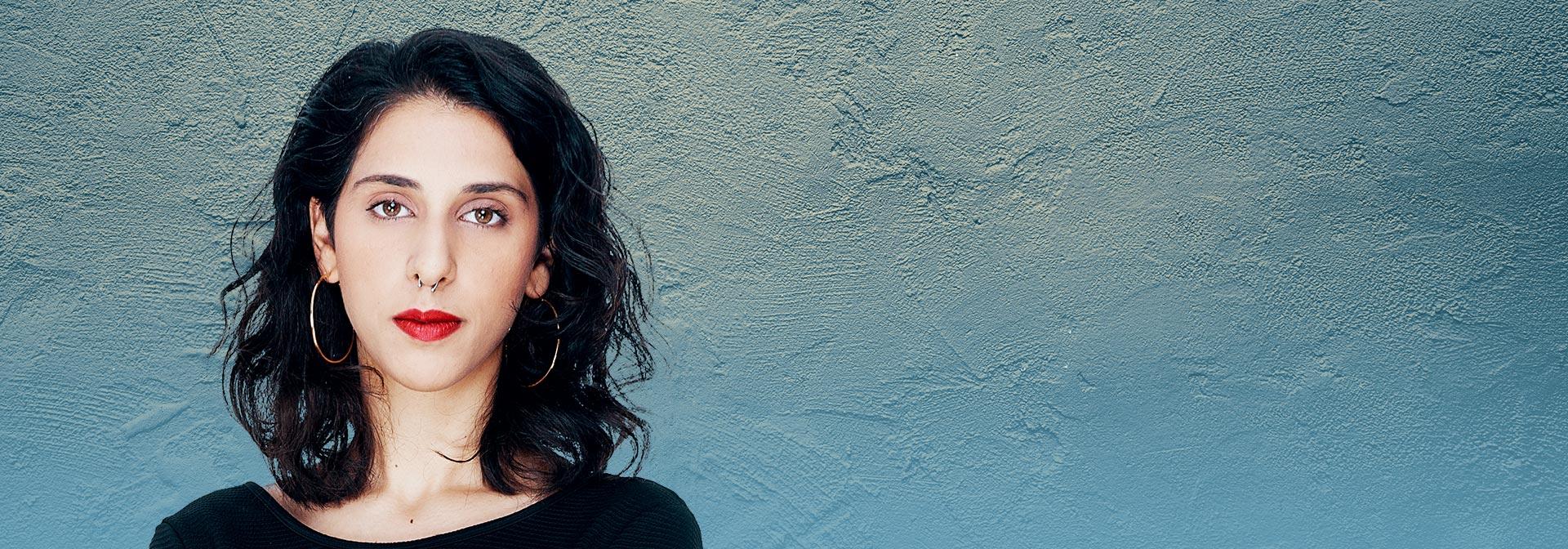 ליידי גלובס מציג: 20 האקטיביסטיות המשפיעות בישראל 2018 - ענבל אגוז / צילום: ענבל מרמרי