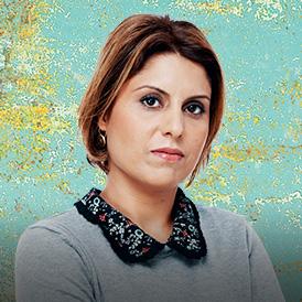 ליידי גלובס מציג: 20 האקטיביסטיות המשפיעות בישראל 2018 - אינסף אבו שארב / צילום: ענבל מרמרי