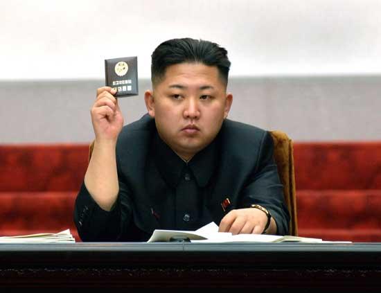 שליט צפון קוריאה קים ג'ונג און / צילום: רוטרס