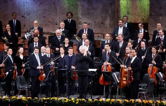 הפילהרמונית של ברלין / צילום: רויטרס MicheleTantussi