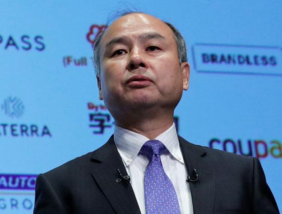 "מנכ""ל סופטבנק, מסאיושי סאן/ צילום: רויטרס"