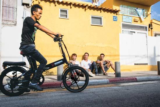 שכונת שפירא / צילום: כפיר זיו