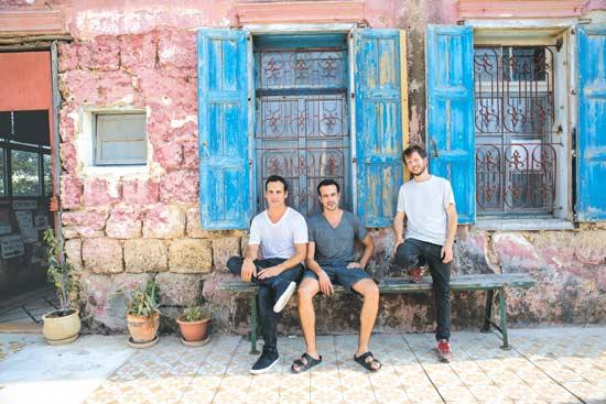 המייסדים של  venn / צילום: כפיר זיו