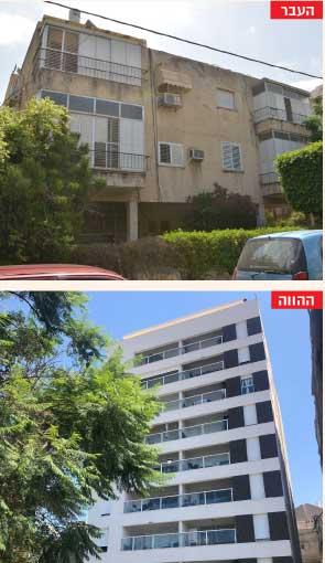 רחוב הבנים 13 רמת גן/ צילומים: אופיר שרון