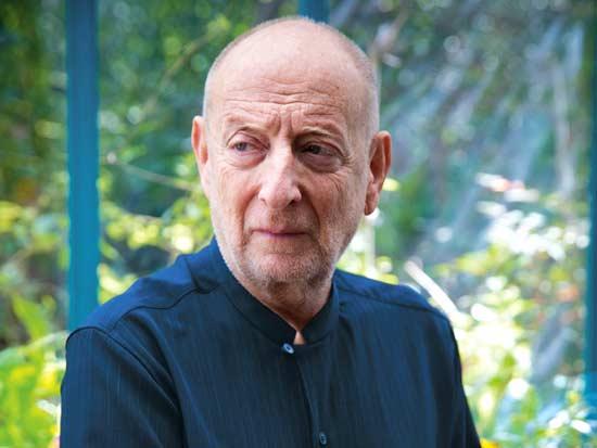 הבמאי אורי ברבש / צילום: כפיר זיו
