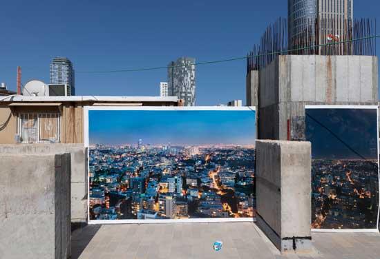 מגדלי Toha בבניה/ צילום: יונתן בלום