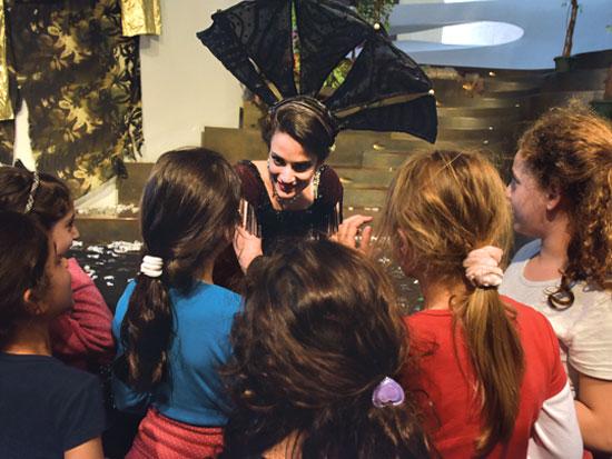 """""""האופרה לילדים"""" / צילום: יוסי צבקר"""