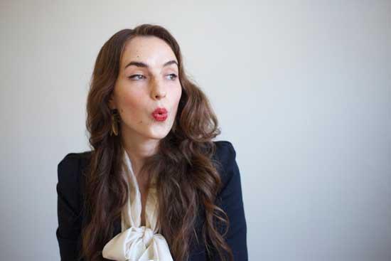 זמרת הסופרן אריאנדה גרייף / צילום:  Caroline Mariko Stuck