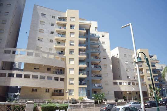 רחוב הציונות 101 אשדוד /צילום: בר אל