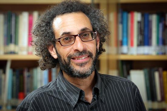 אסף מלחי / צילום: המכון הישראלי לדמוקרטיה