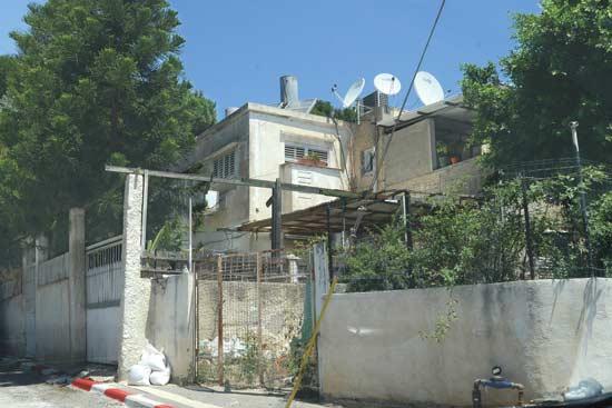 רחוב בורמה 10 תל אביב/  צילום:  איל יצהר