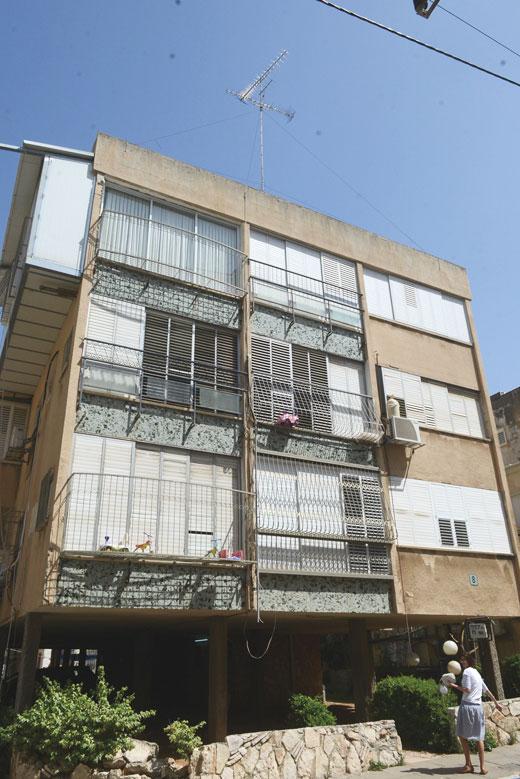 מחל 58 תל אביב/ צילום: איל יצהר