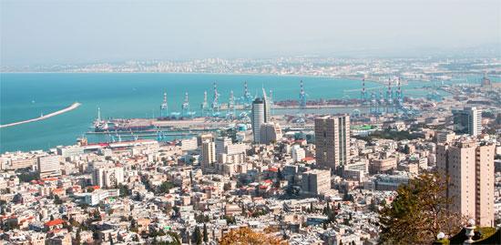 חיפה/ צילום:Shutterstock/ א.ס.א.פ קריאייטי
