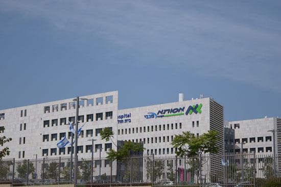 בית חולים אסותא אשדוד/  צילום: בר אל