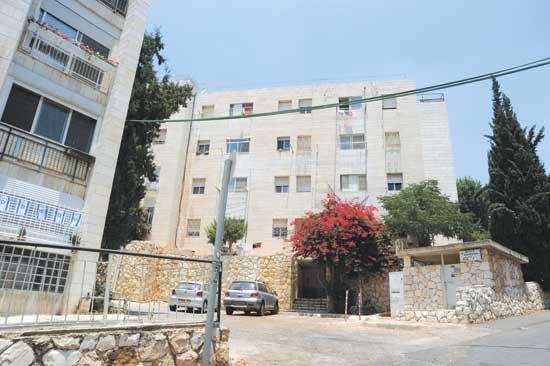 שכונת ניות בירושלים.\ צילום: איל יצהר