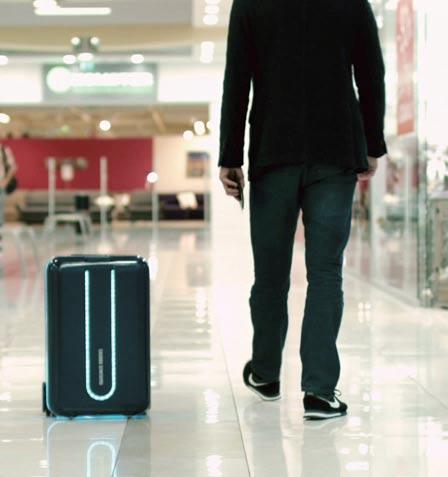 מזוודה רובוטית / צלם: יחצ