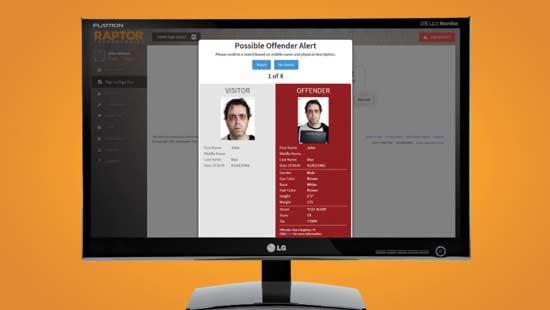 מערכת ניהול  של Raptor Technologies / צילום:אתר החברה