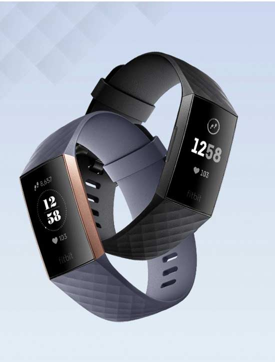 fitbit charge 3/ צילום:יחצ