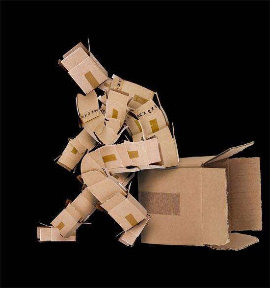 שיבה בתוך הקופסא/ צילום:Shutterstock/ א.ס.א.פ קריאייטי