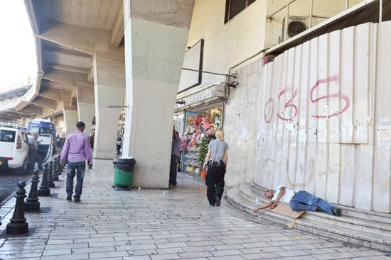 תחנה מרכזית תל אביב / צילום: תמר מצפי