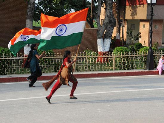 גבול הודו-פקיסטן / צילום: יותם יעקבסון
